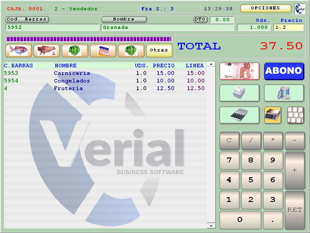 Verial planning